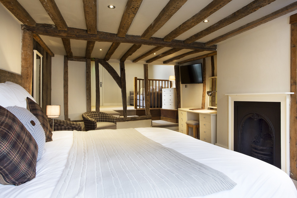 Sun Inn Faversham - Superior Family Room
